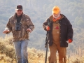 Guides Troy and Roy Cosan